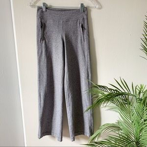 5/$25 Ivivva Athletica gray flared pant